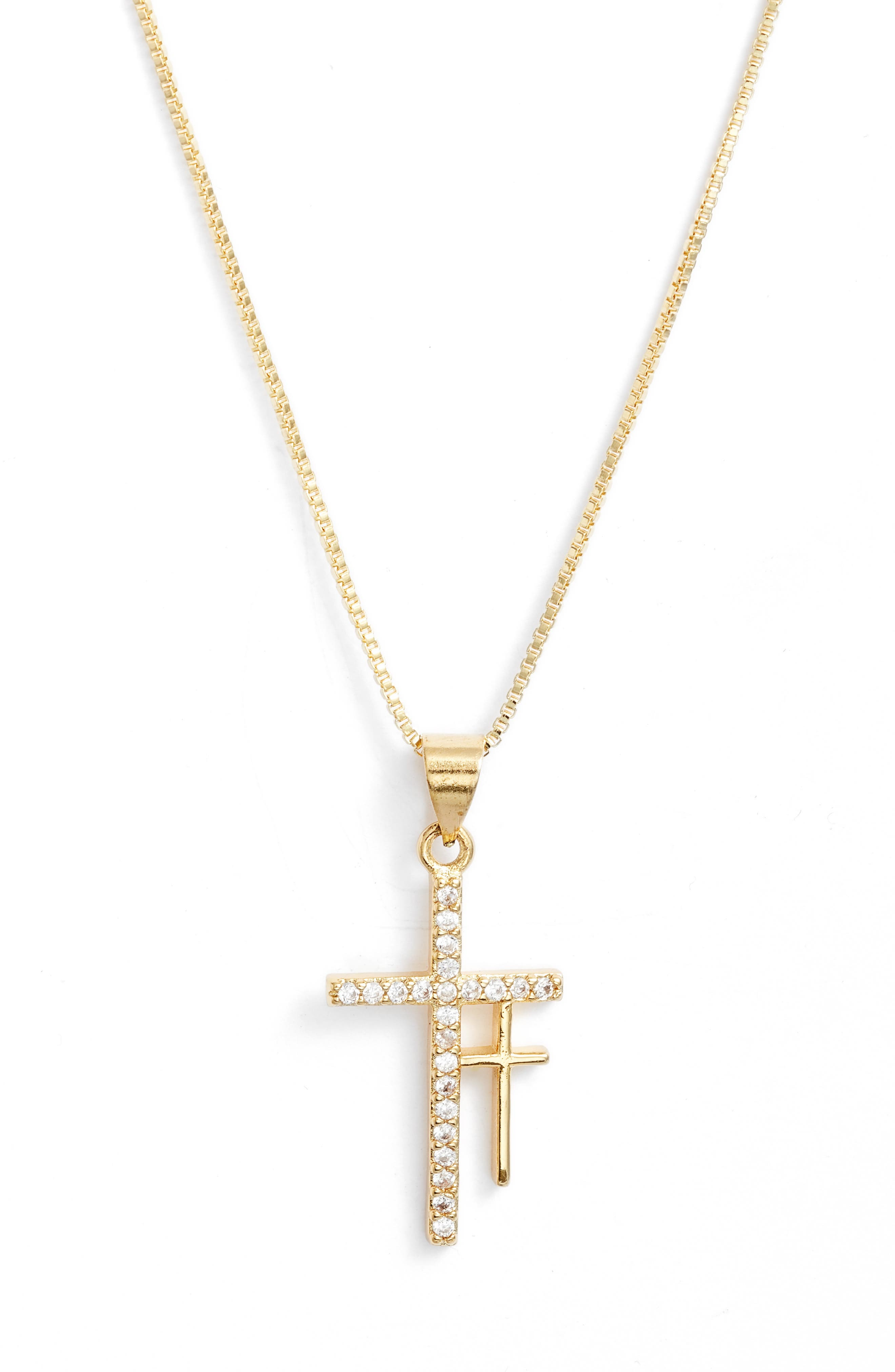 Faithful Pendant Necklace