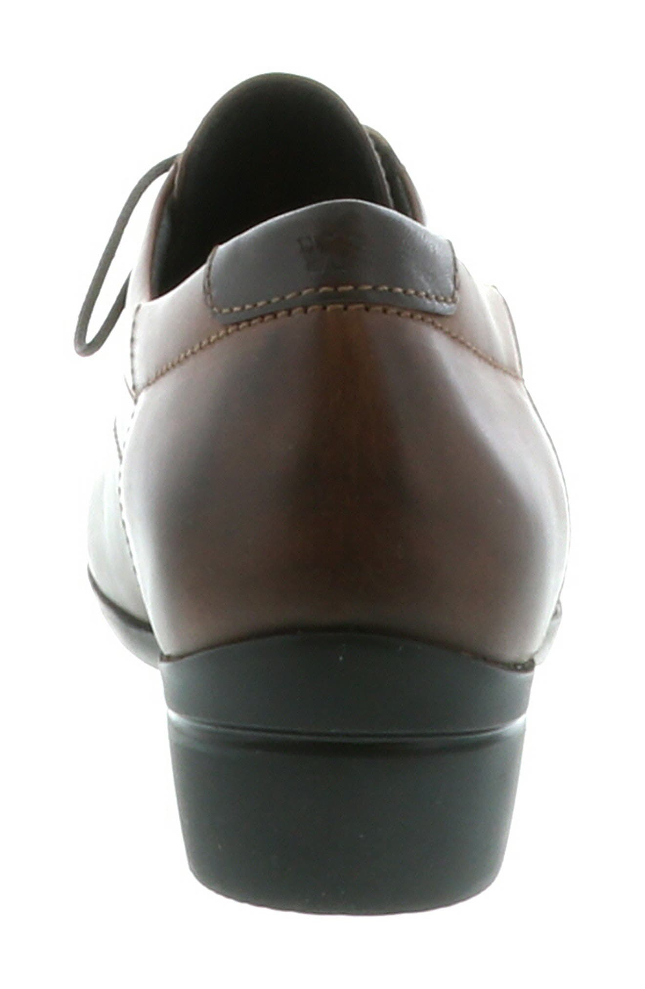 ,                             Yuba Oxford Pump,                             Alternate thumbnail 7, color,                             TAUPE LEATHER