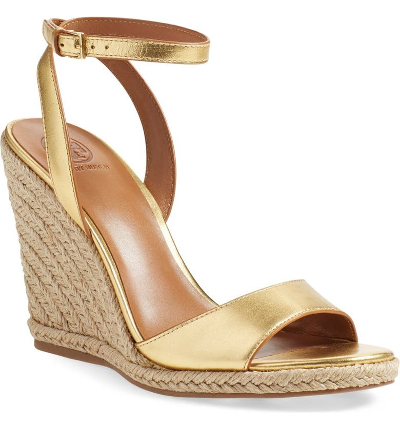 TORY BURCH Wedge Sandal, Main, color, 710