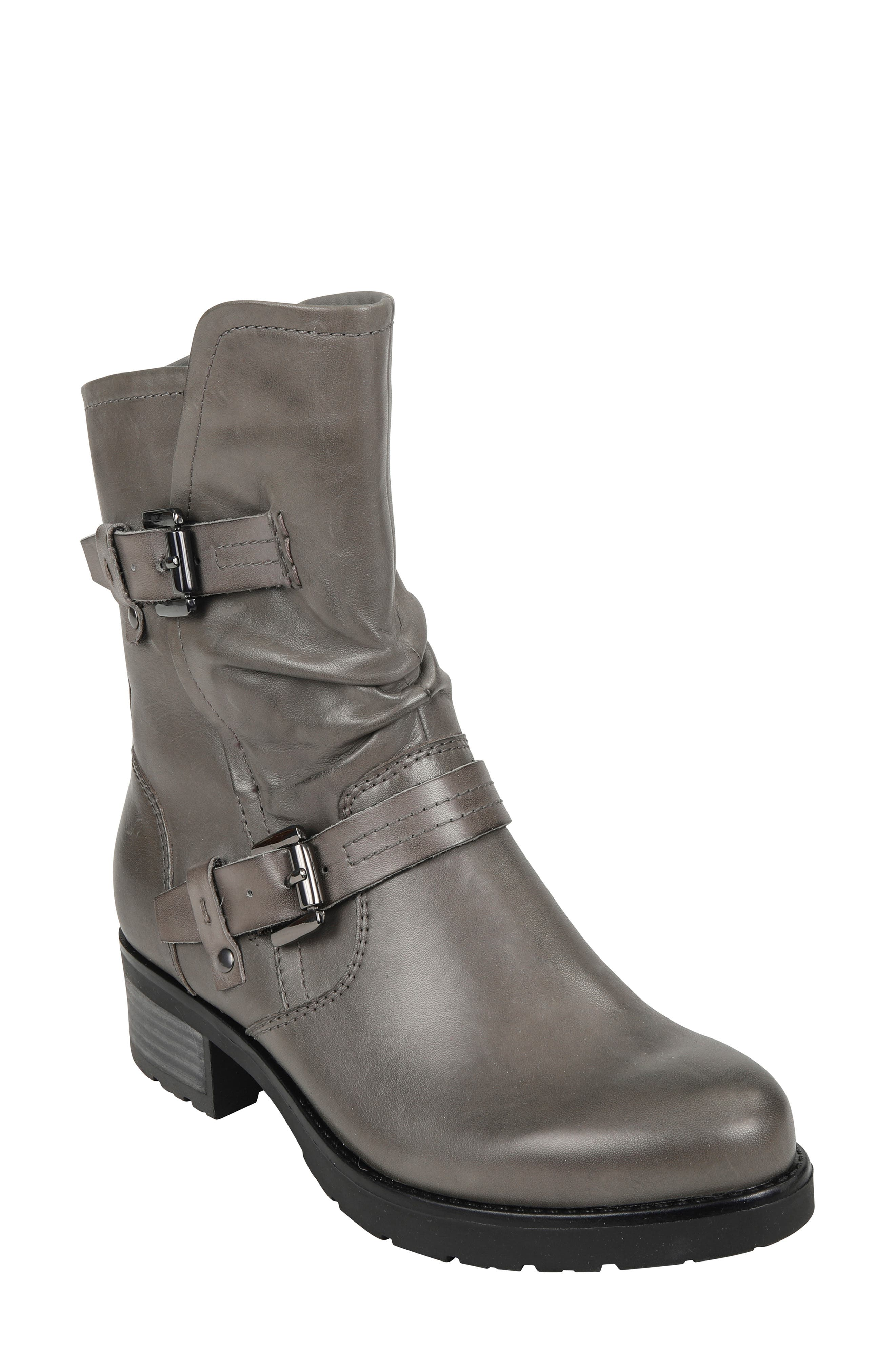 ,                             Talus Boot,                             Main thumbnail 1, color,                             GREY LEATHER