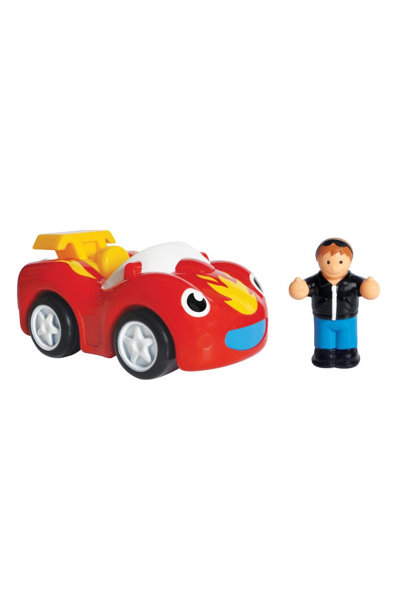 WOW TOYS Fireball Frankie 2-Piece Toy Set, Main, color, RED