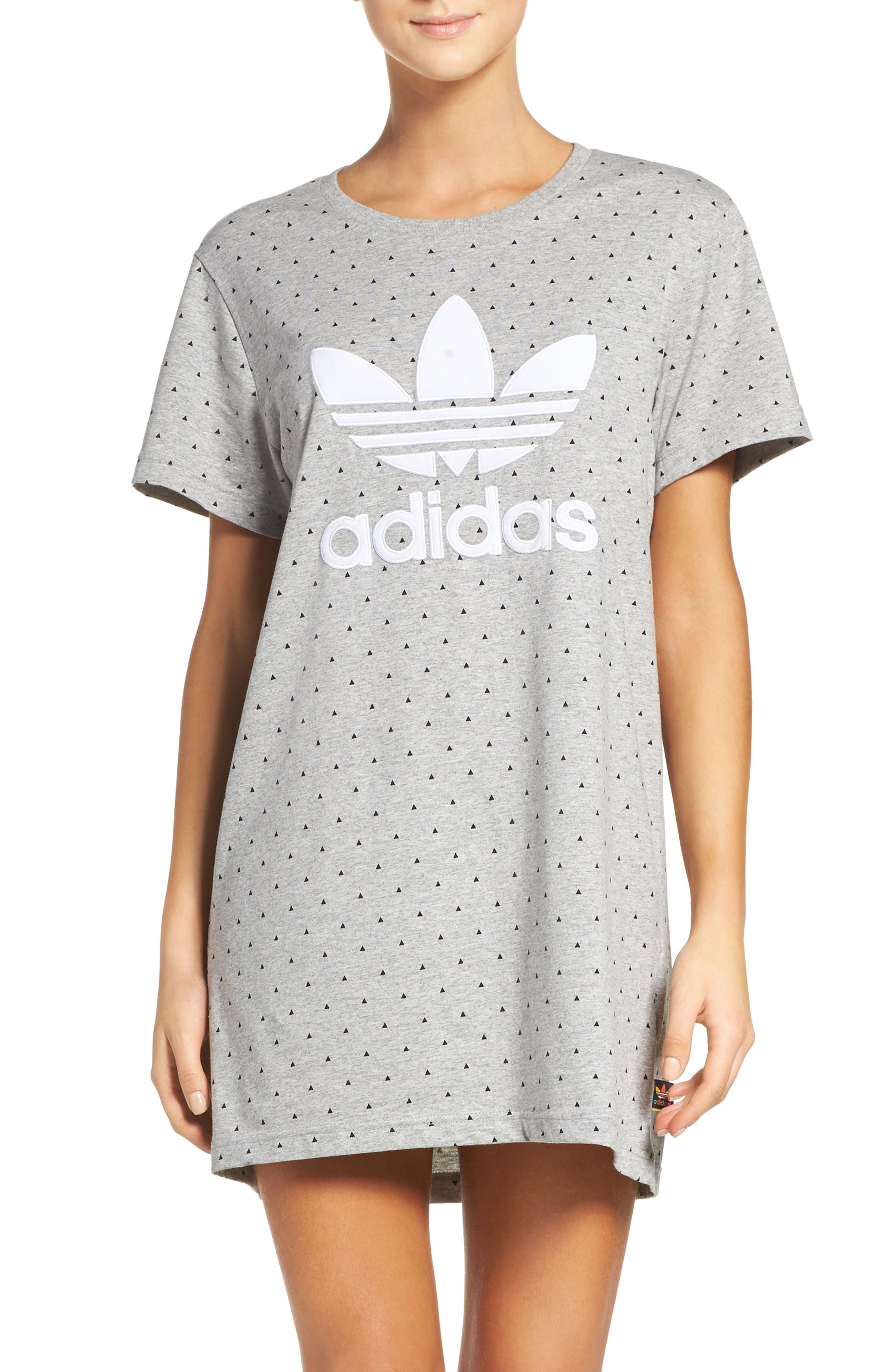 adidas Originals Jersey T-Shirt Dress