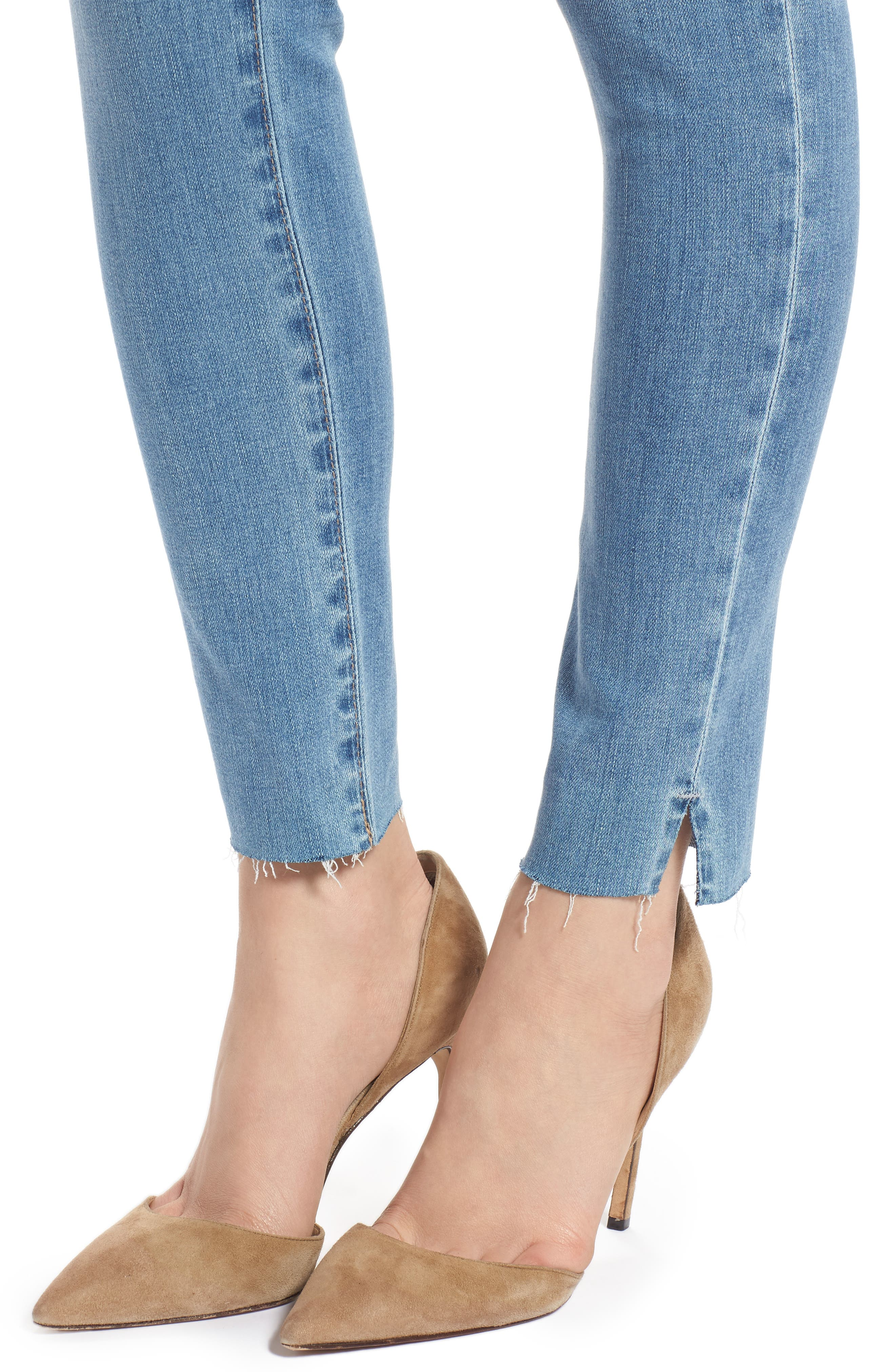 ,                             The Legging Ripped Ankle Skinny Jeans,                             Alternate thumbnail 11, color,                             427