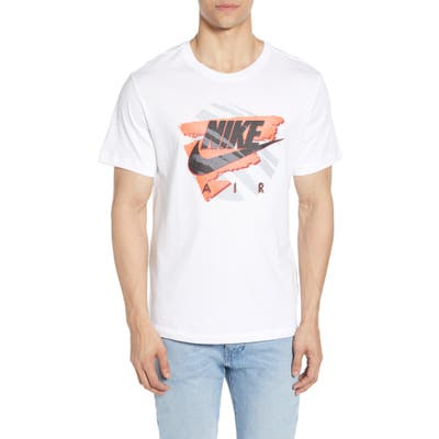 Nike Explosion 2 Graphic T-Shirt, White