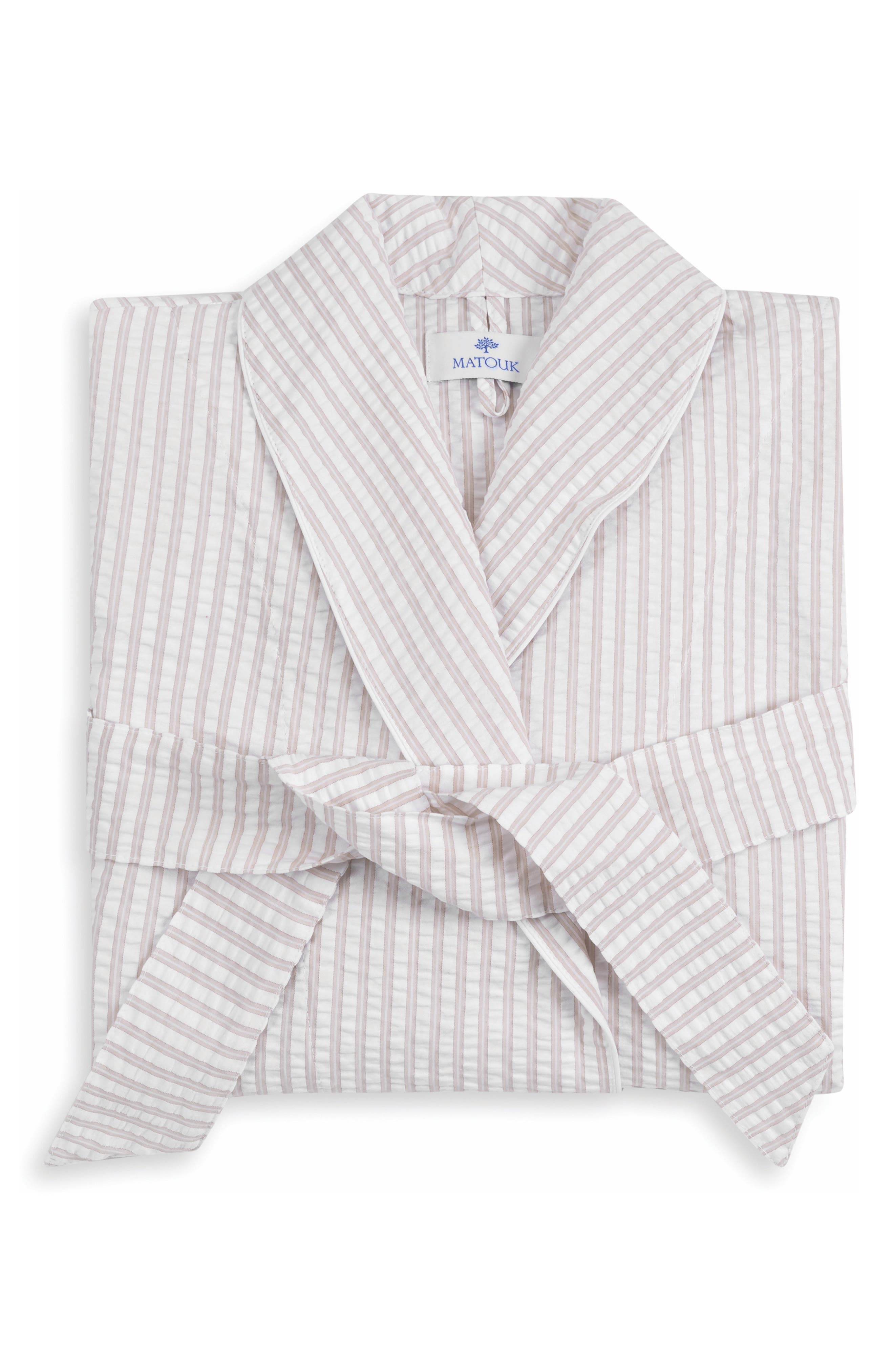 Matteo Stripe Robe