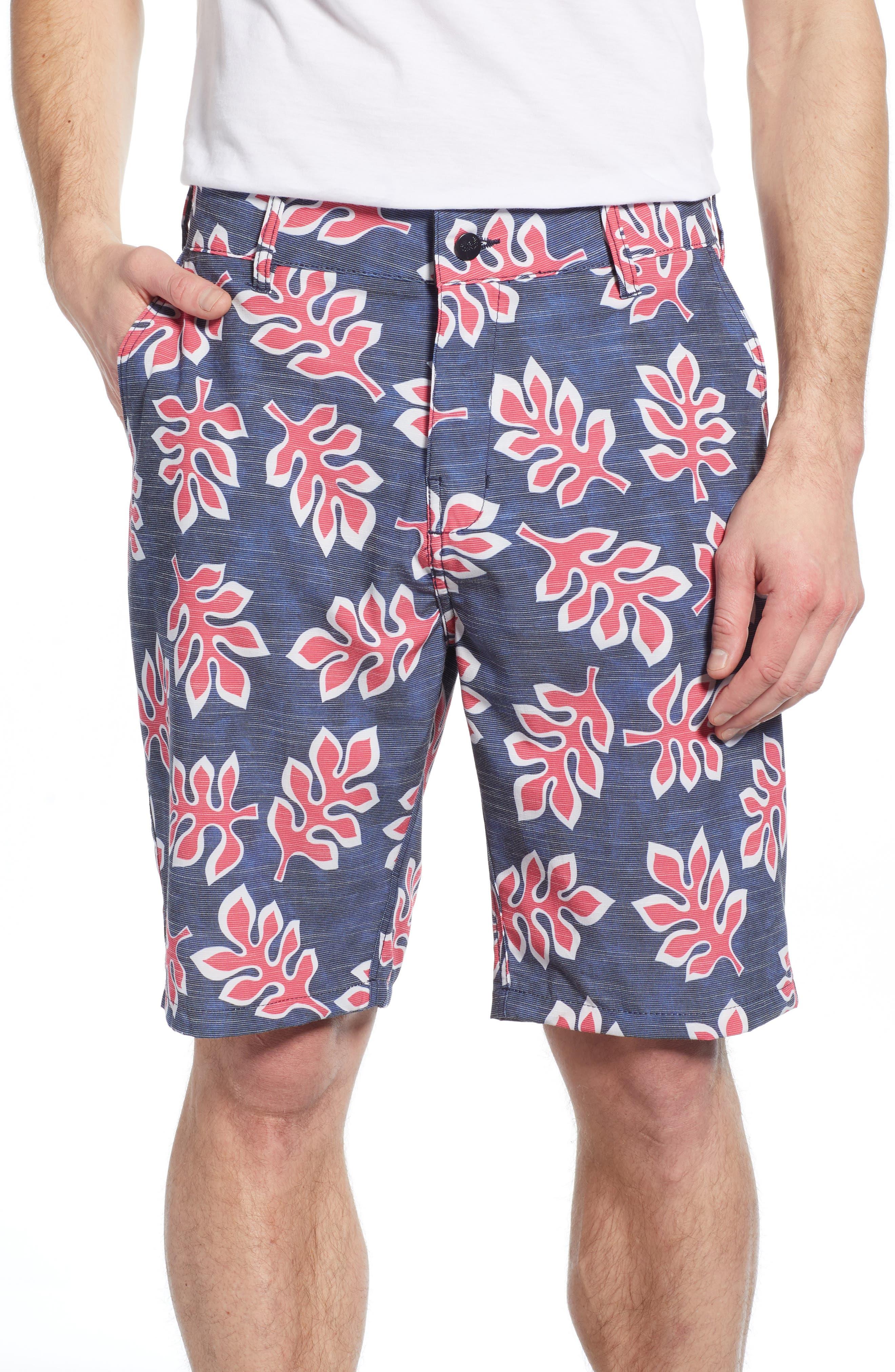 Trunks Surf & Swim Co. Hybrid Shorts, Blue