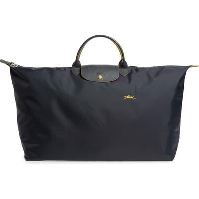 Longchamp Extra Large Le Pliage Club Travel Tote - Grey