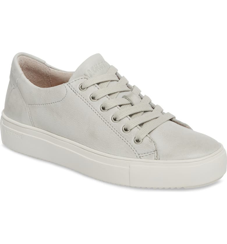 BLACKSTONE PL71 Low Top Sneaker, Main, color, ICE GREY LEATHER