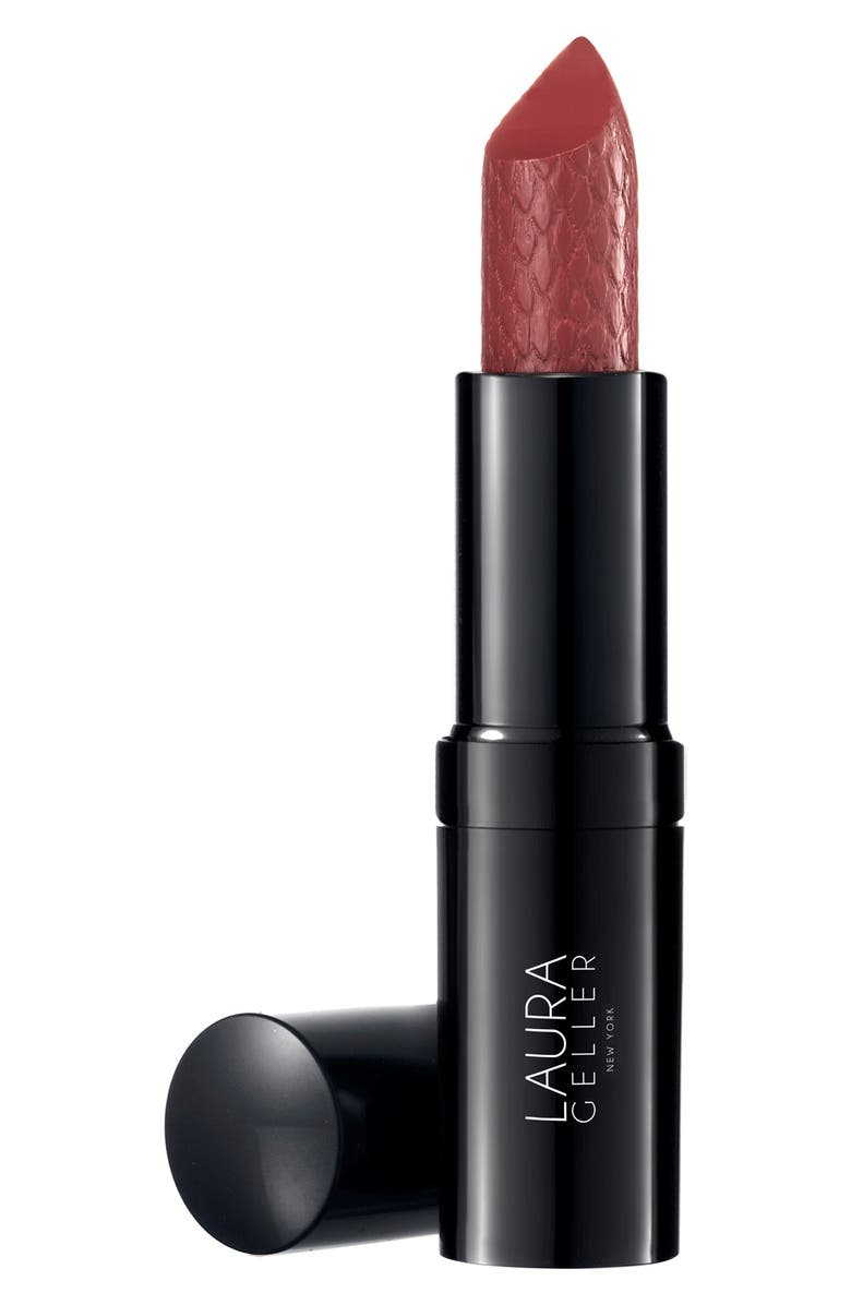 LAURA GELLER BEAUTY Iconic Baked Sculpting Lipstick, Main, color, 200