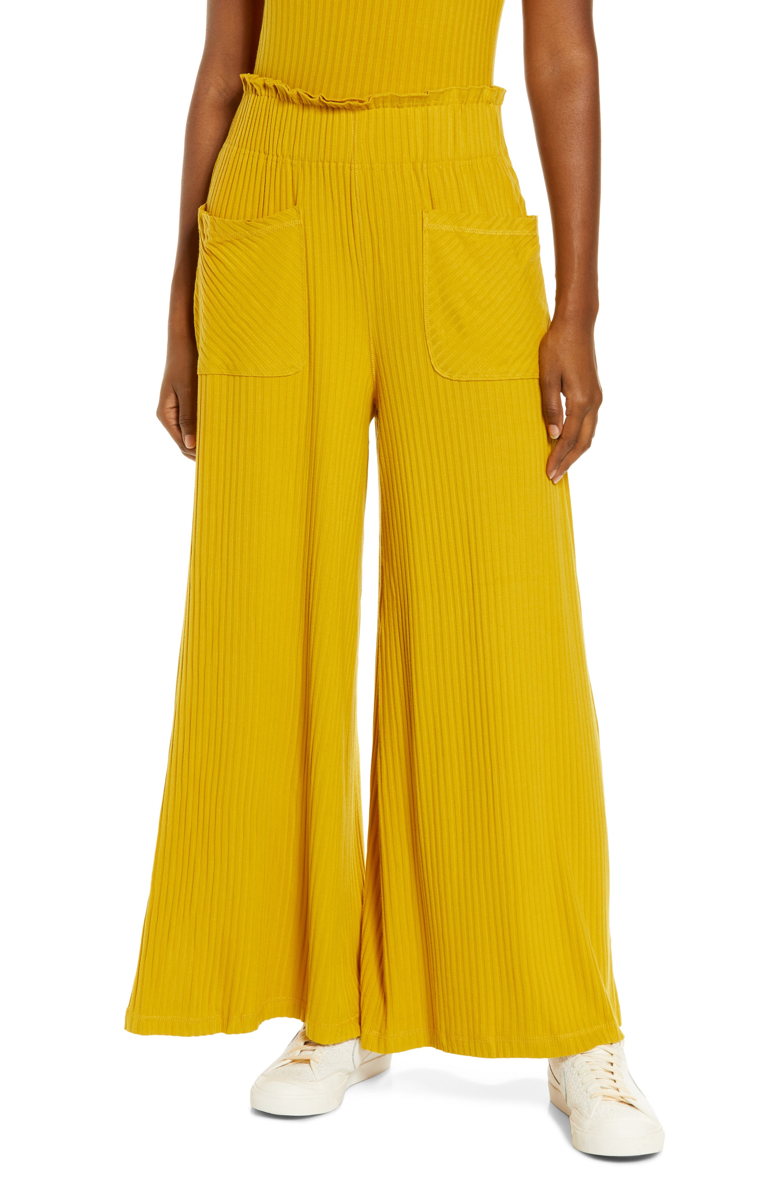 Blissed Out Wide Leg Pants