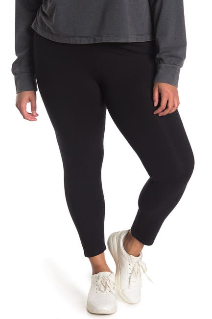 Image of Philosophy Apparel Pull-On Leggings w/ Wide Waist Band