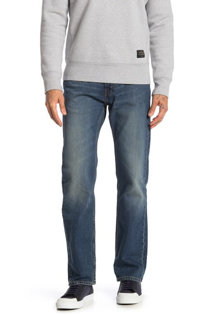 "Image of Levi's 505 Regular Fit Jeans - 30-32"" Inseam"