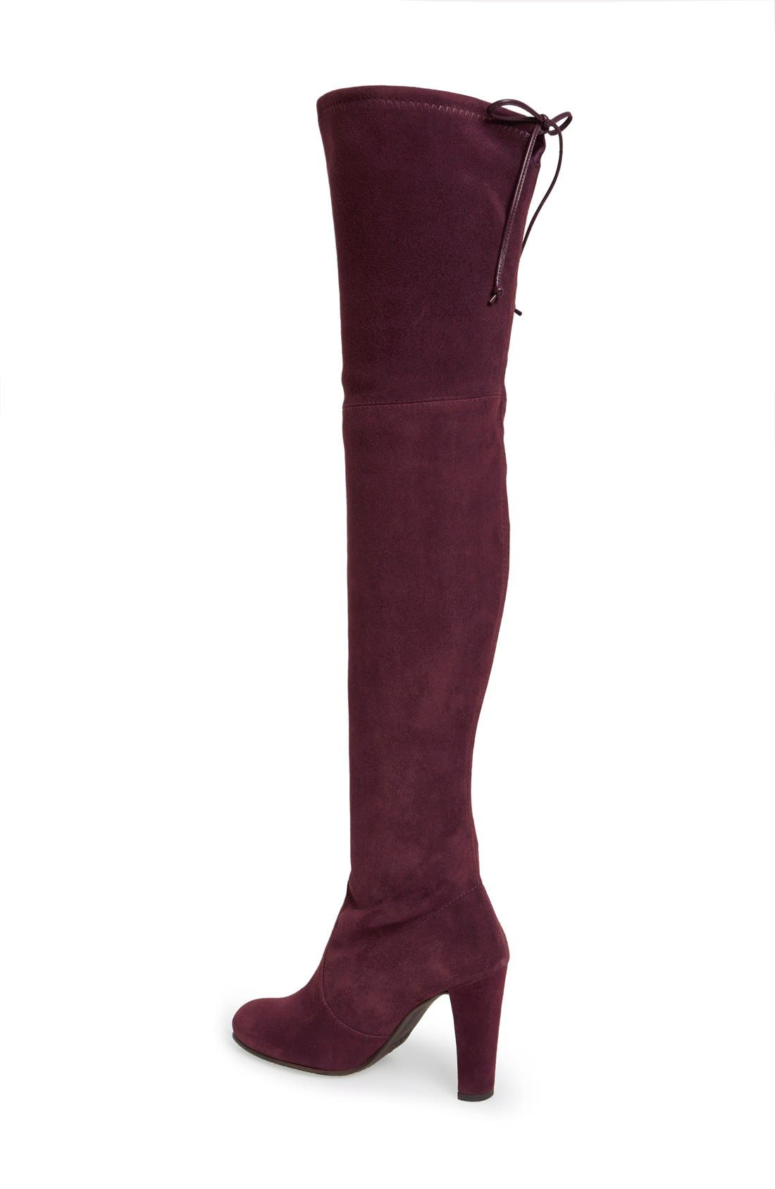 ,                             'Highland' Over the Knee Boot,                             Alternate thumbnail 68, color,                             511