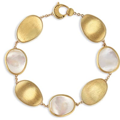 Marco Bicego Lunaria Mother-Of-Pearl Bracelet