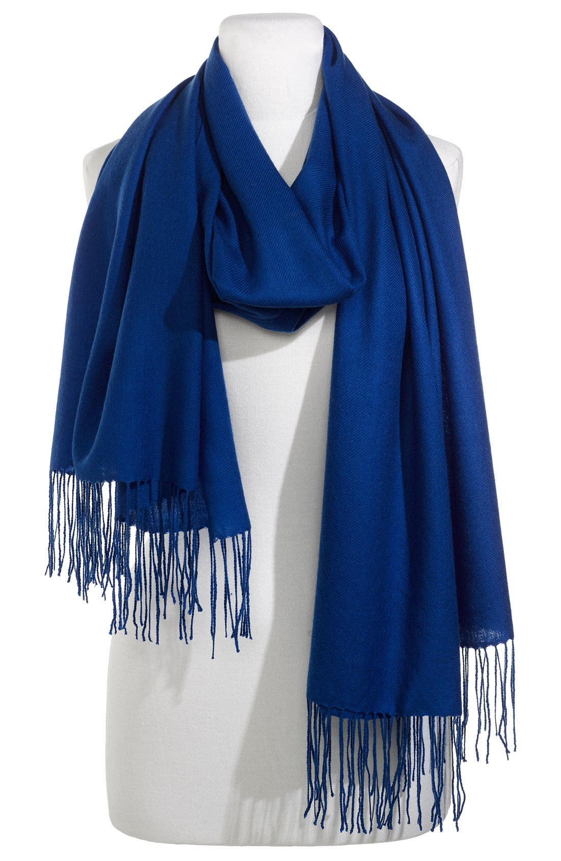 ,                             Tissue Weight Wool & Cashmere Wrap,                             Main thumbnail 75, color,                             403