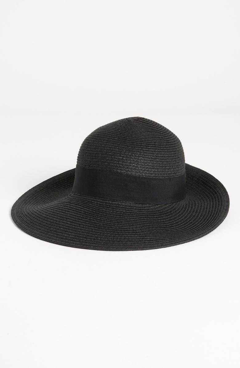 NORDSTROM Wide Brim Sun Hat, Main, color, 001