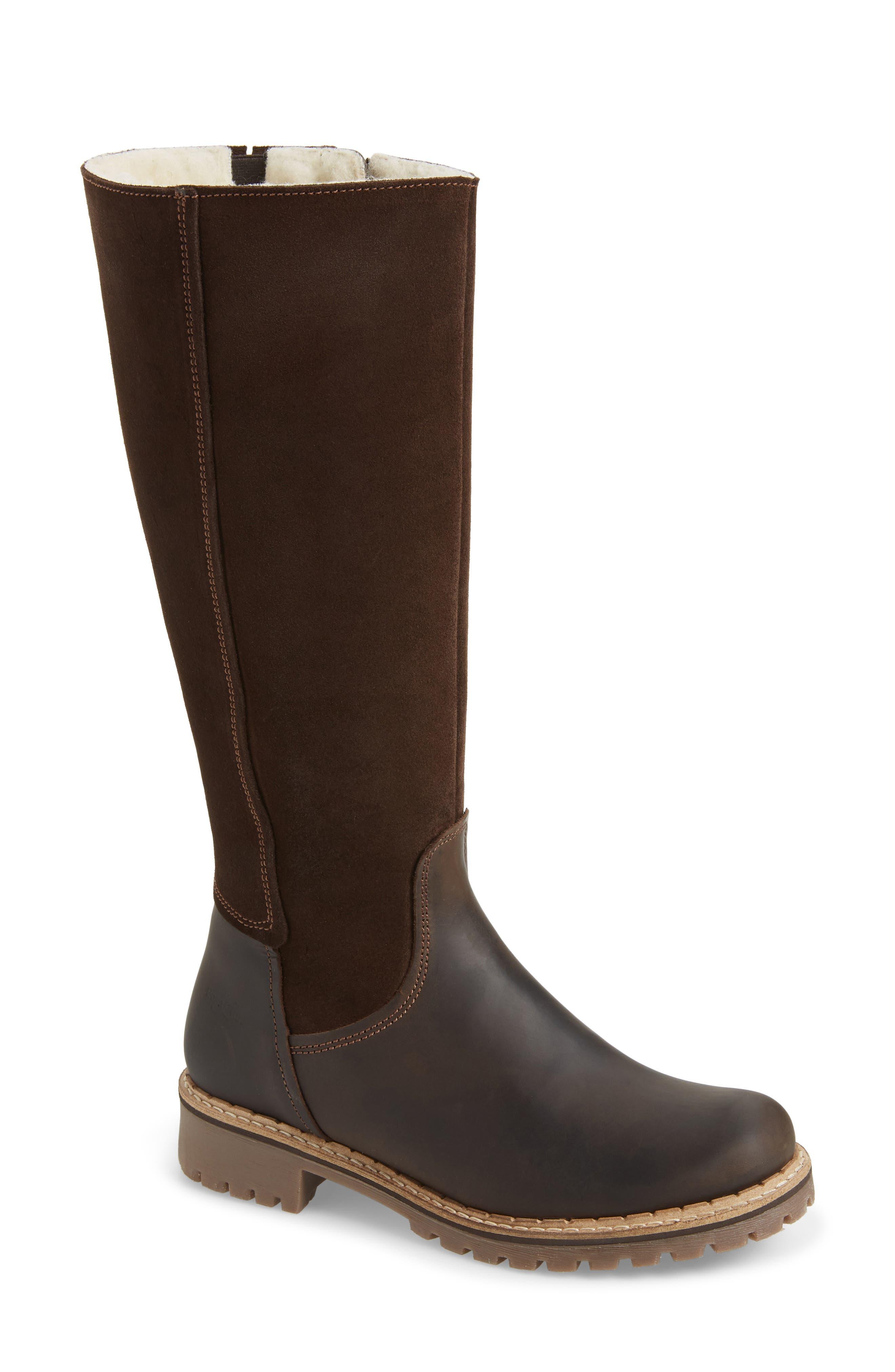 Bos. & Co. Hudson Waterproof Boot, Brown