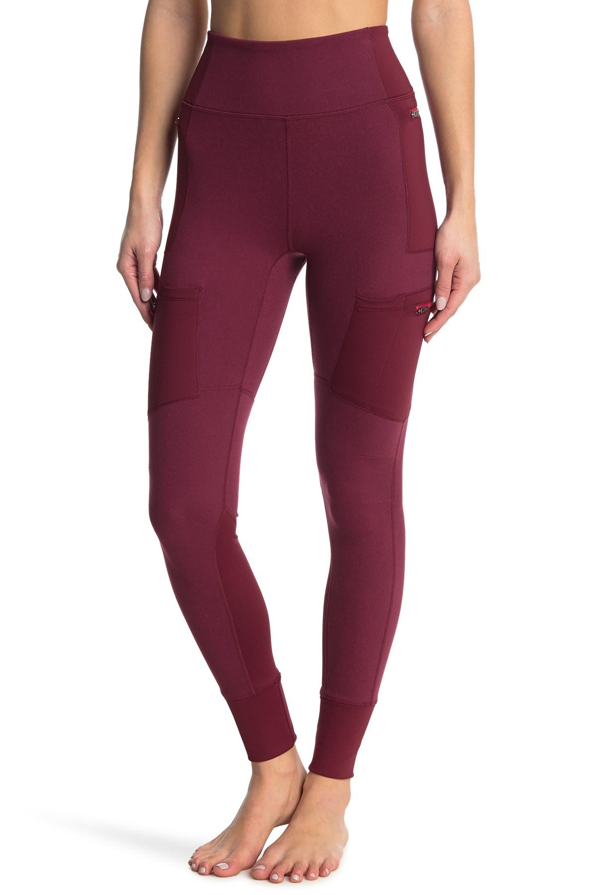 Image of Free People High-Rise Hit the Trail Leggings