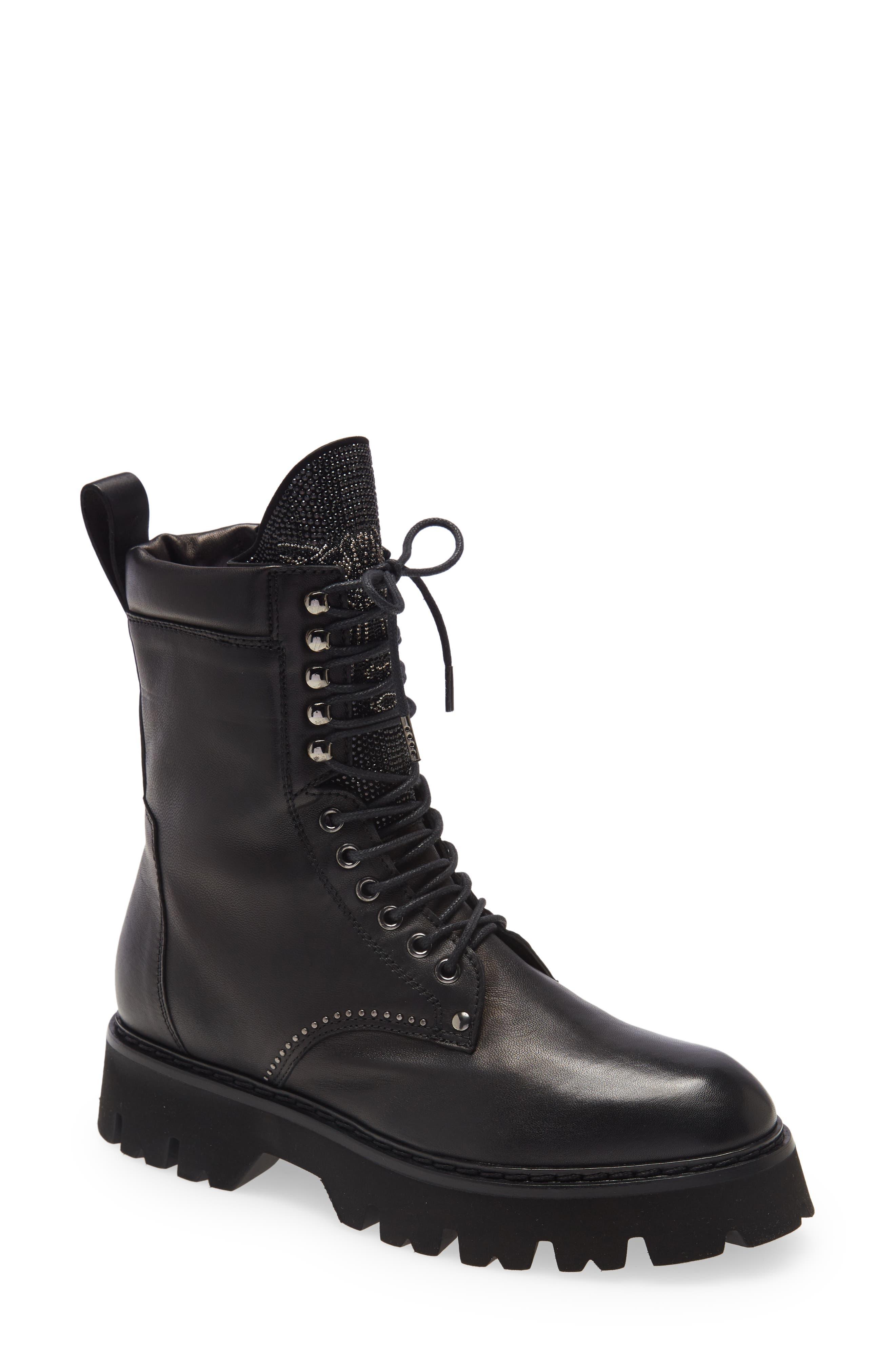 Xo Combat Boot