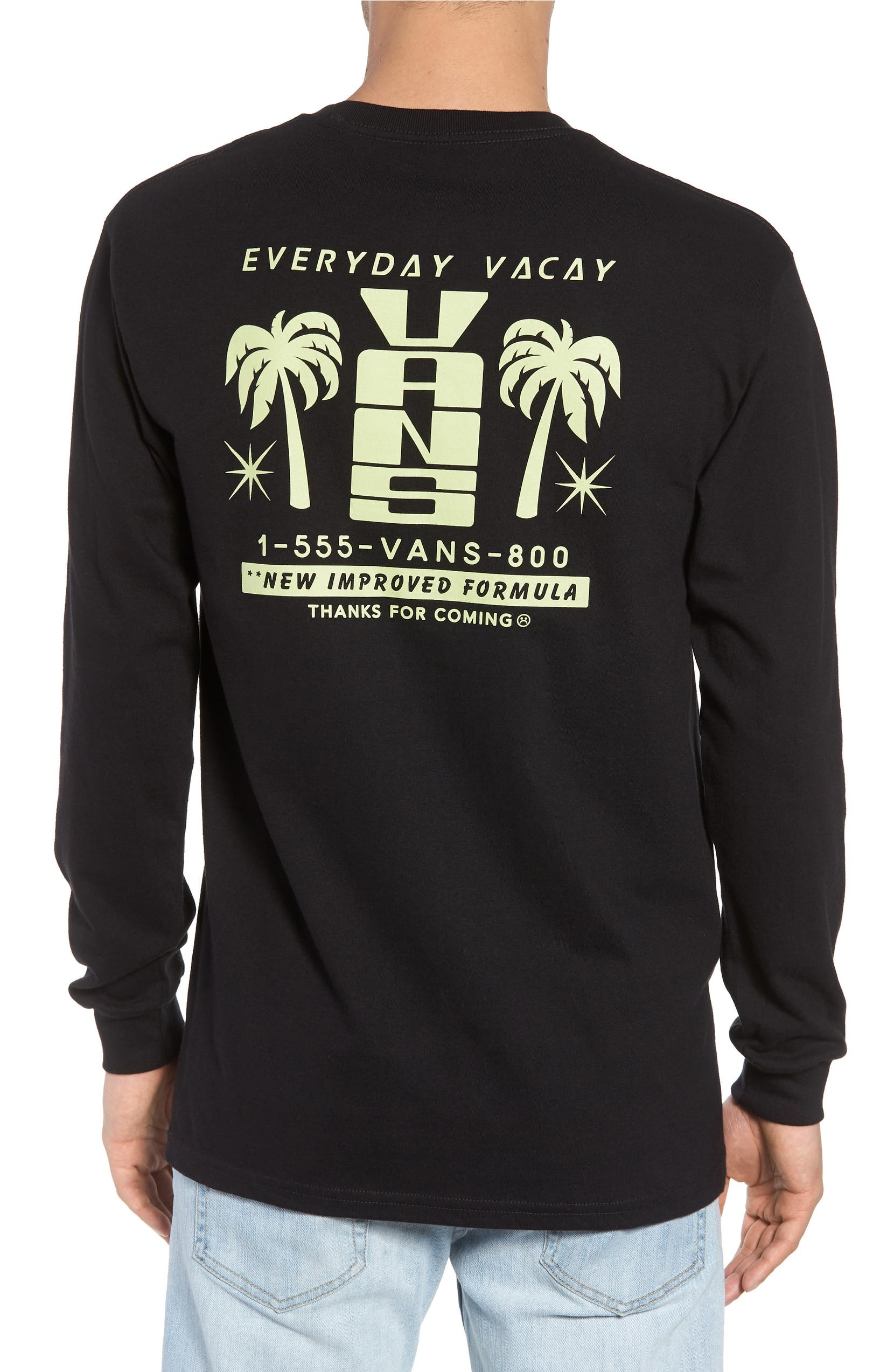 c9b19a29d Vans Everyday Vacay Graphic T-Shirt | Nordstrom