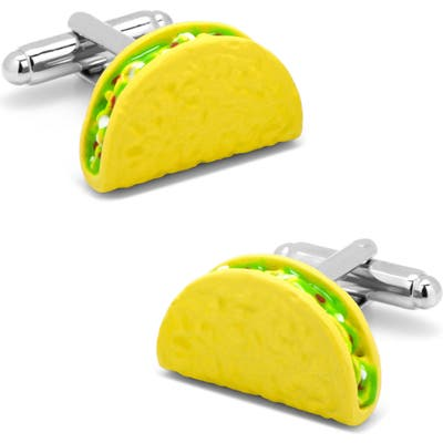 Cufflinks, Inc. Taco Cuff Links