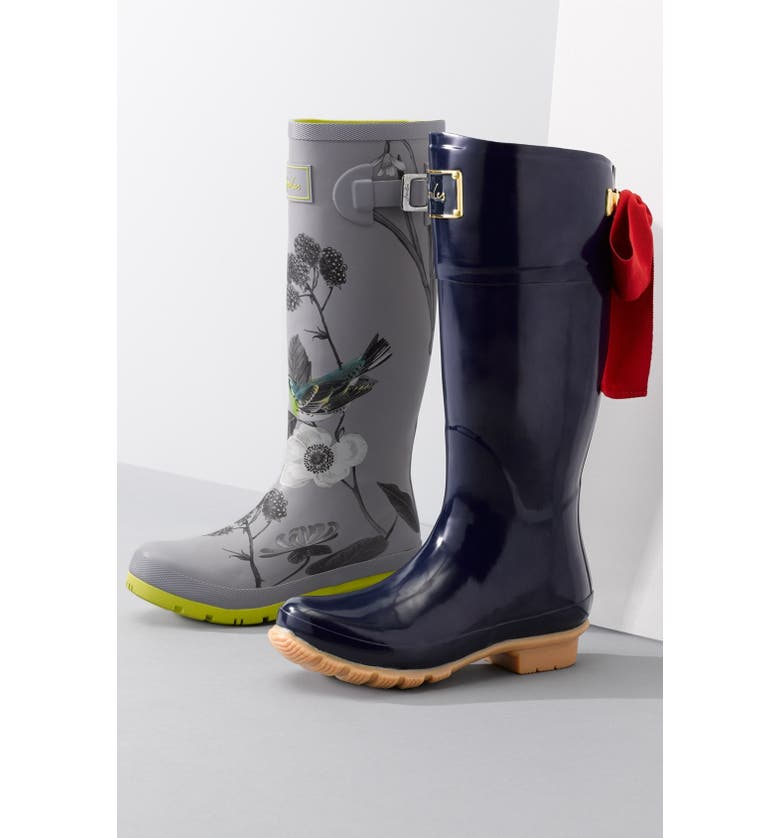 JOULES 'Evedon' Rain Boot, Main, color, 411