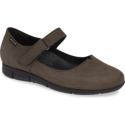 Mephisto Jenyfer Mary Jane Shoe, Grey