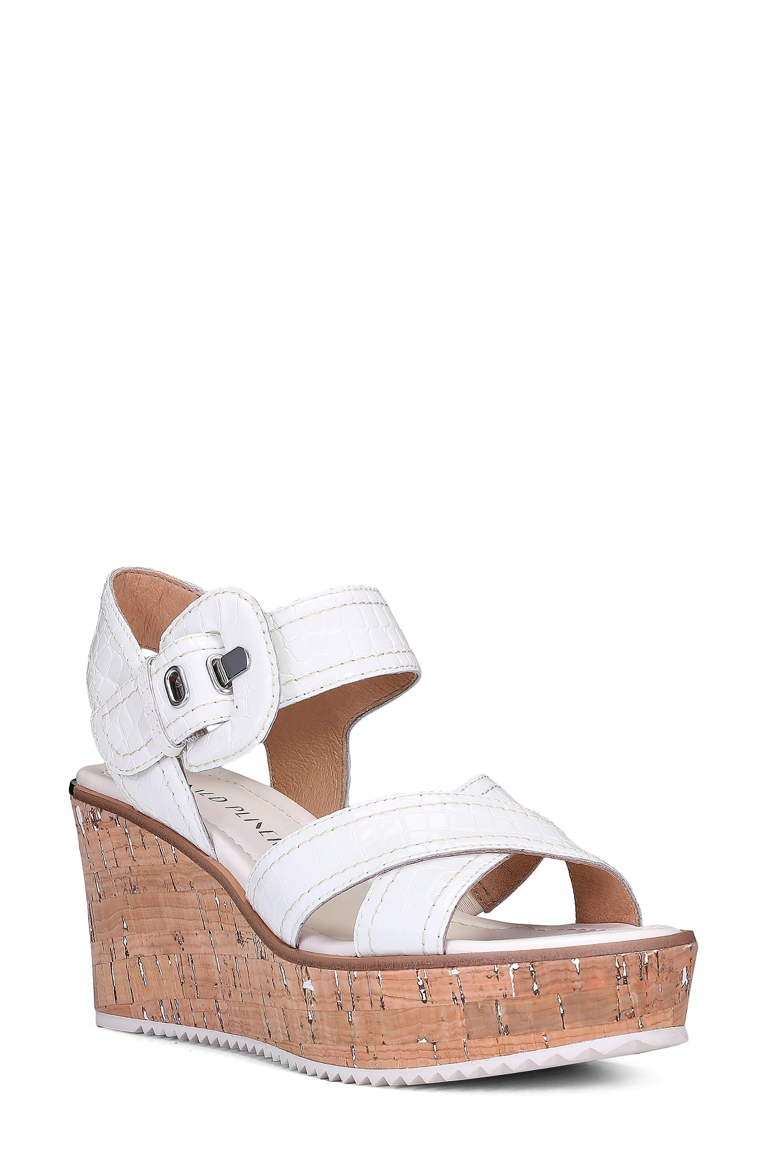 Judee Platform Wedge Sandal