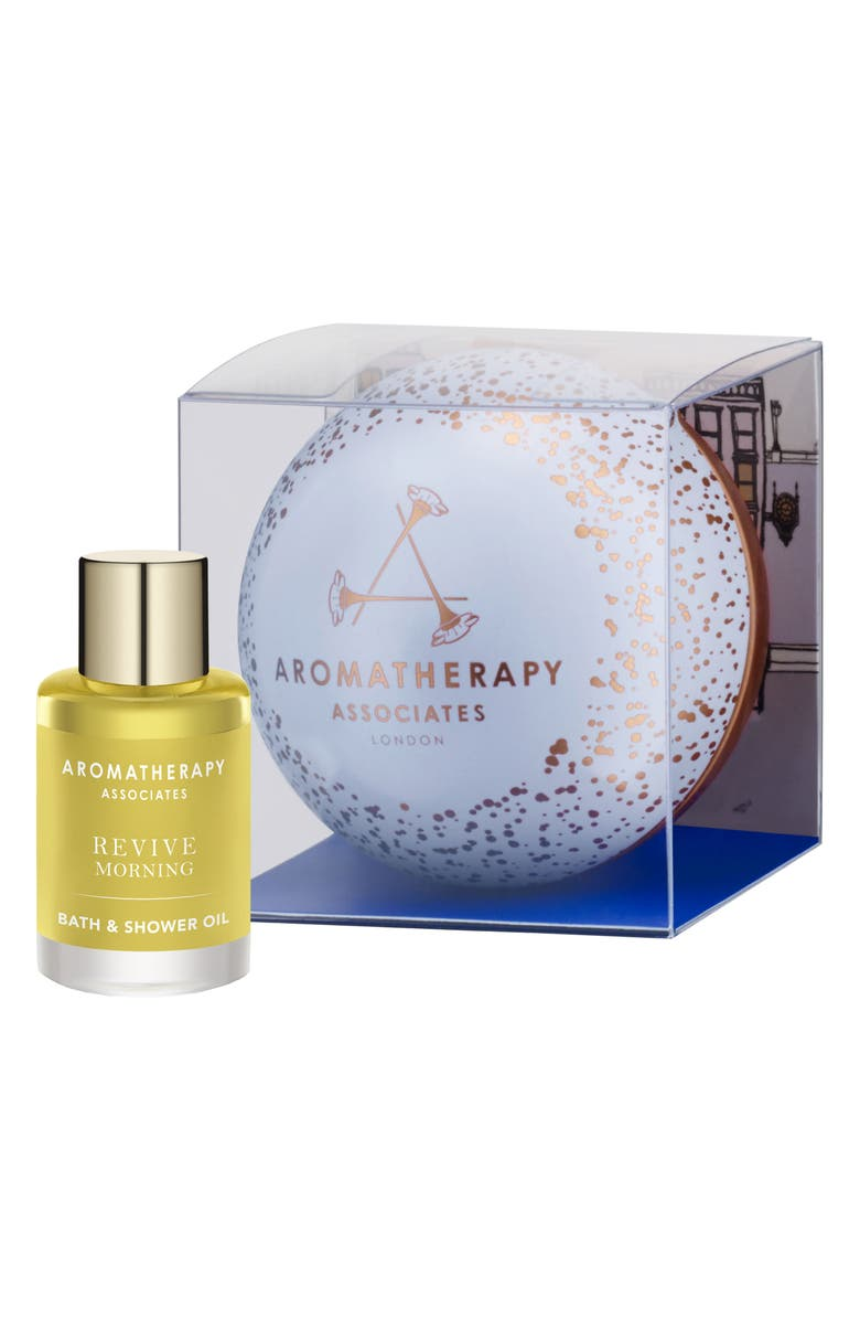 AROMATHERAPY ASSOCIATES Precious Time Bath & Shower Oil, Main, color, REVIVE