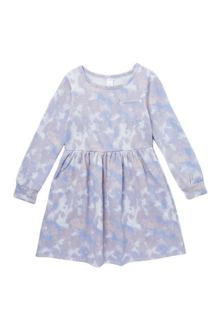 Image of Harper Canyon Printed Pocket Dress