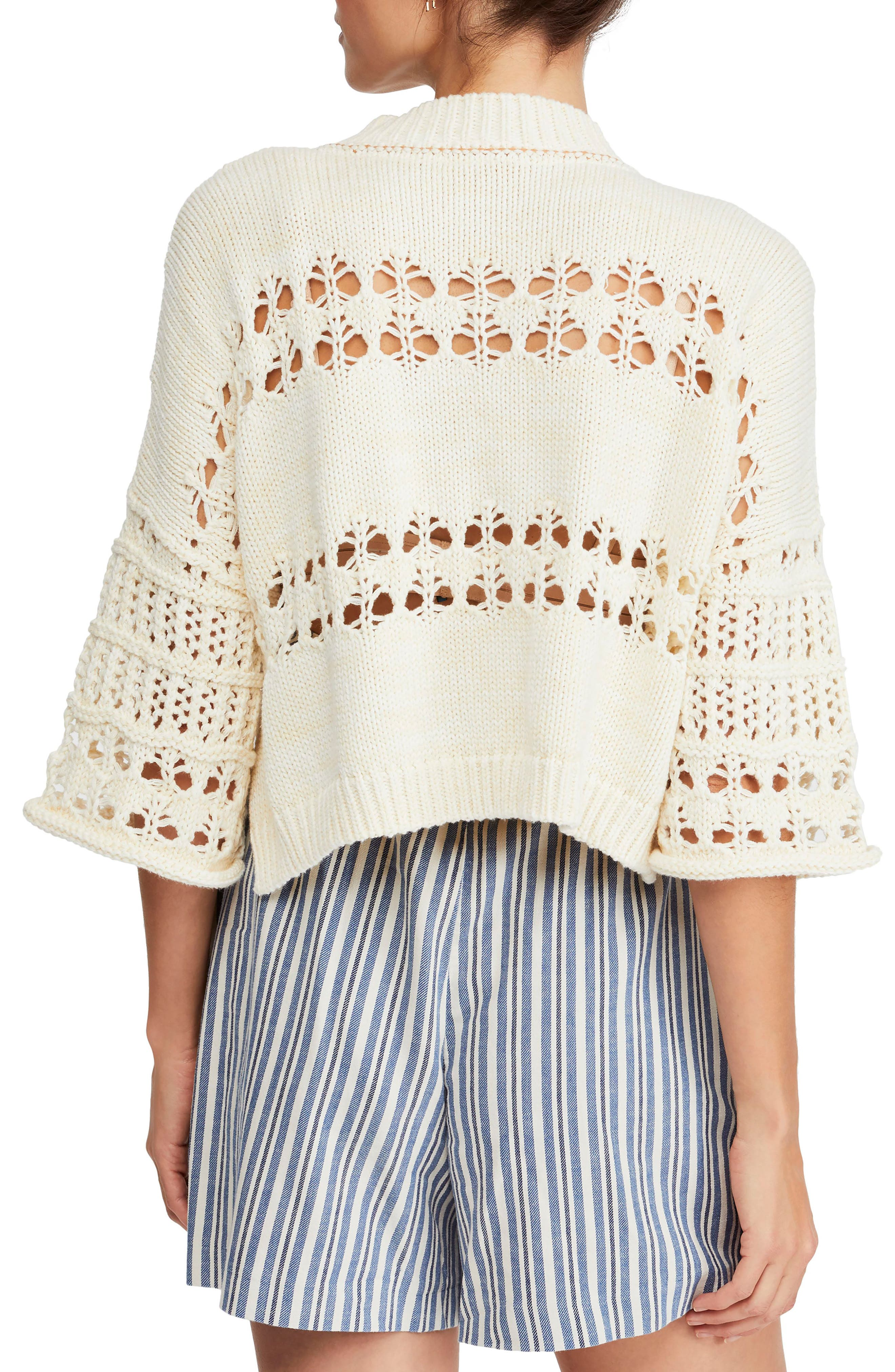 ,                             Dreams Tonight Crop Sweater,                             Alternate thumbnail 2, color,                             103