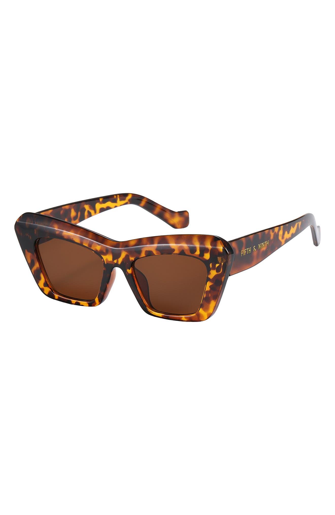 Cairo 58M Cat Eye Sunglasses