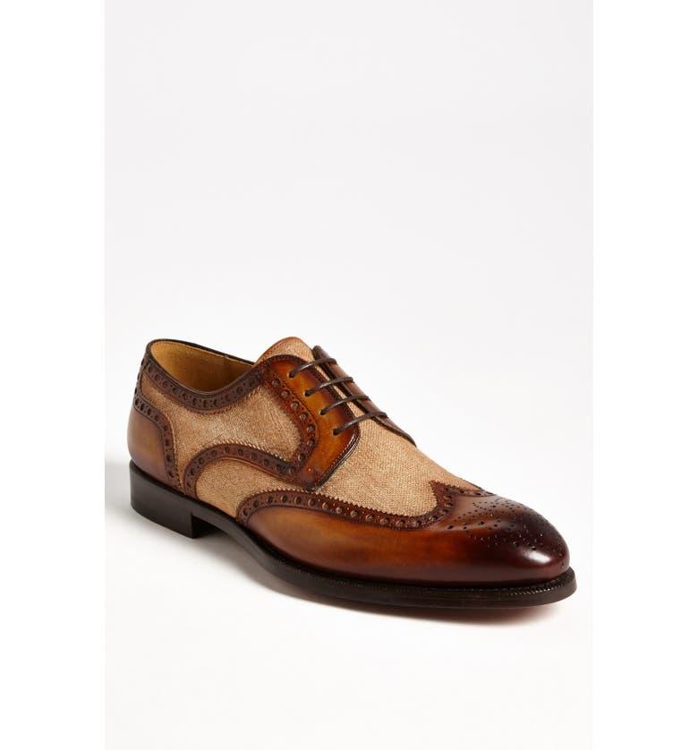 MAGNANNI 'Artea' Spectator Shoe, Main, color, 220