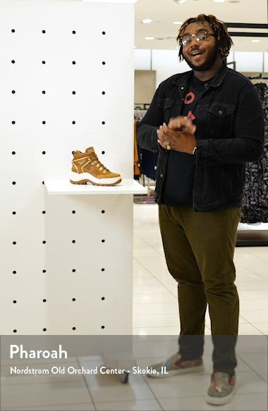 Brooke High Top Sneaker, sales video thumbnail