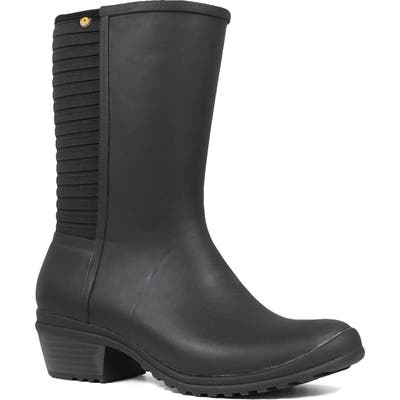 Bogs Vista Rain Boot, Black