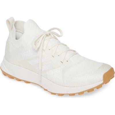 Adidas Terrex Two Parley Trail Running Shoe, White