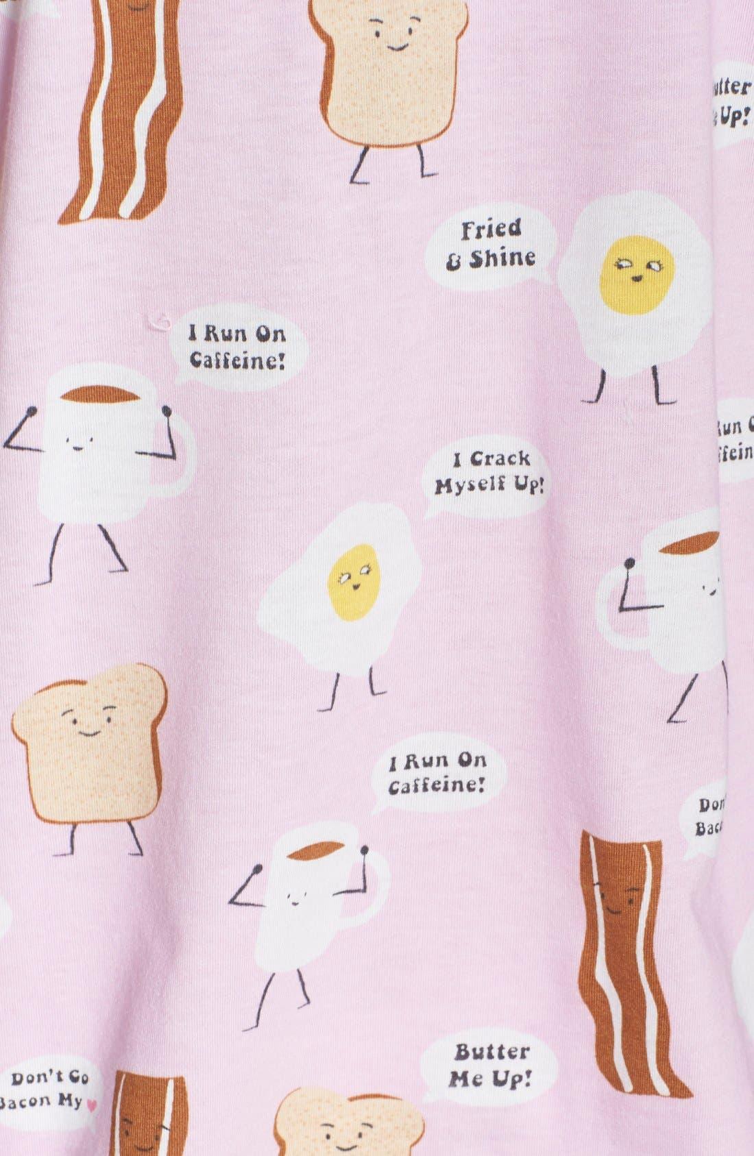 ,                             Print Jersey Pajamas,                             Alternate thumbnail 35, color,                             630