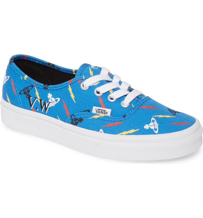 VANS x Vivienne Westwood Authentic Sneaker, Main, color, 400