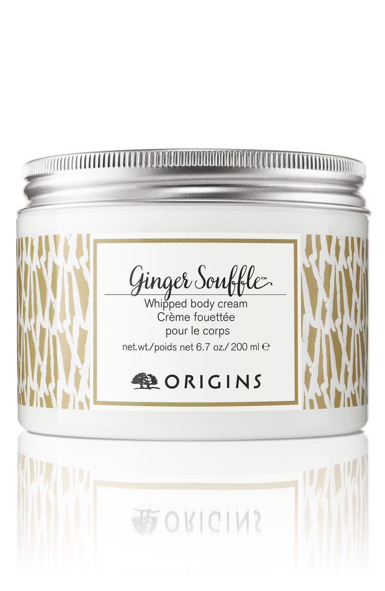ORIGINS Ginger Souffle<sup>™</sup> Whipped Body Cream, Main, color, 000