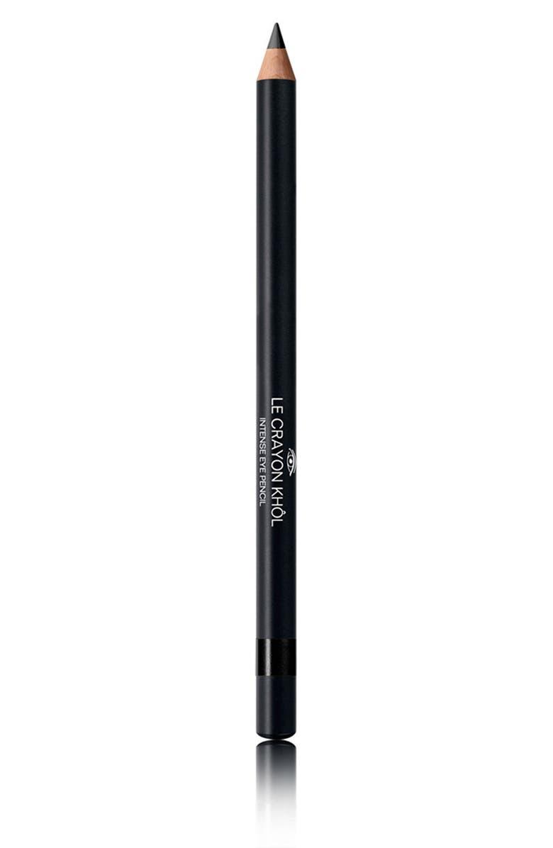 CHANEL LE CRAYON KHÔL Intense Eye Pencil, Main, color, 61 NOIR