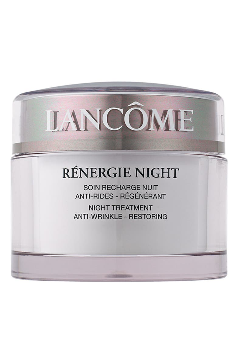 LANCÔME Rénergie Moisturizer Night Cream, Main, color, 000