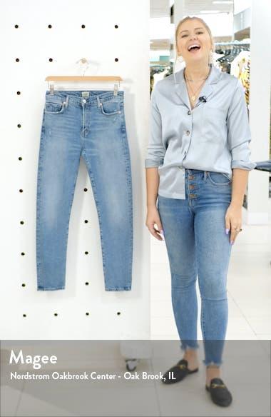Harlow Ankle Slim Jeans, sales video thumbnail