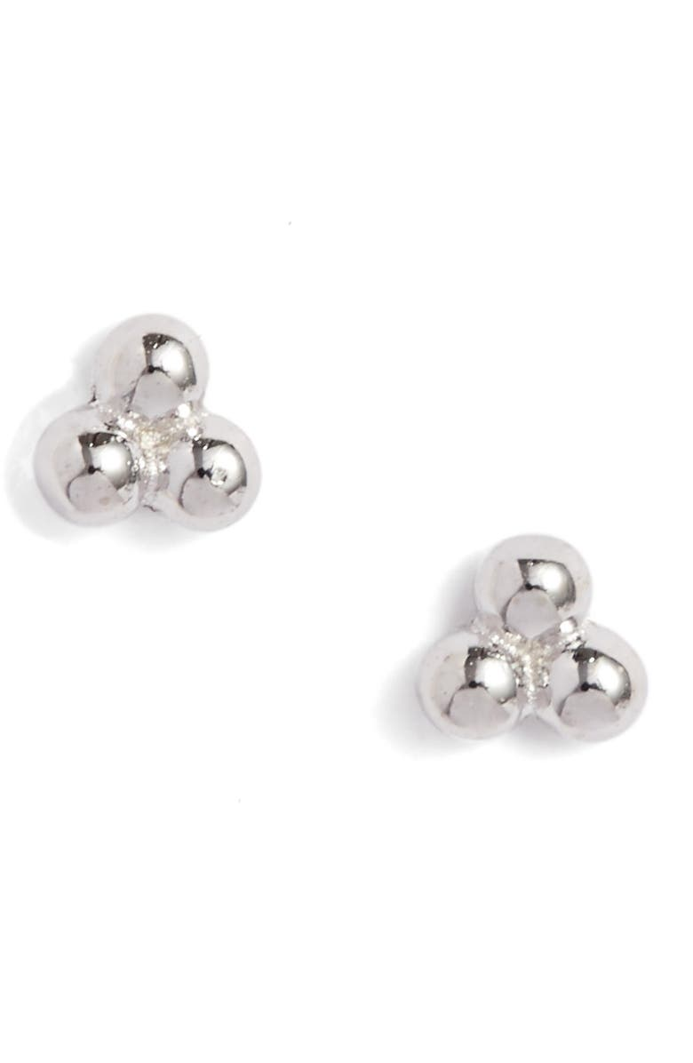 MELANIE AULD Ergo Stud Earrings, Main, color, 040