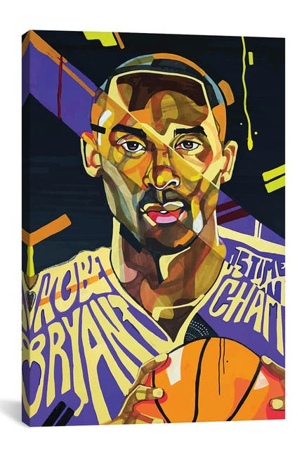 Image of iCanvas Kobe Bryant by Domonique Brown