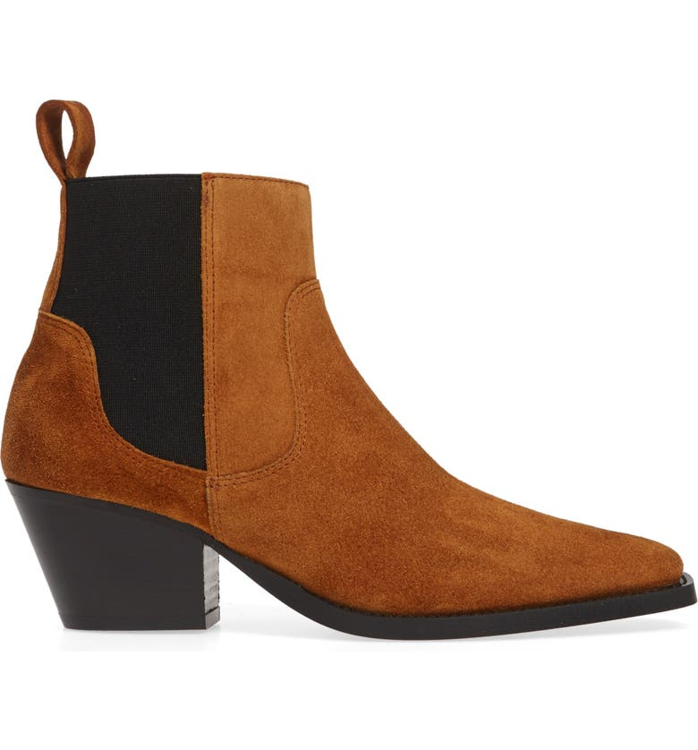 EVERLANE The Western Boot, Main, color, TBD SUEDE