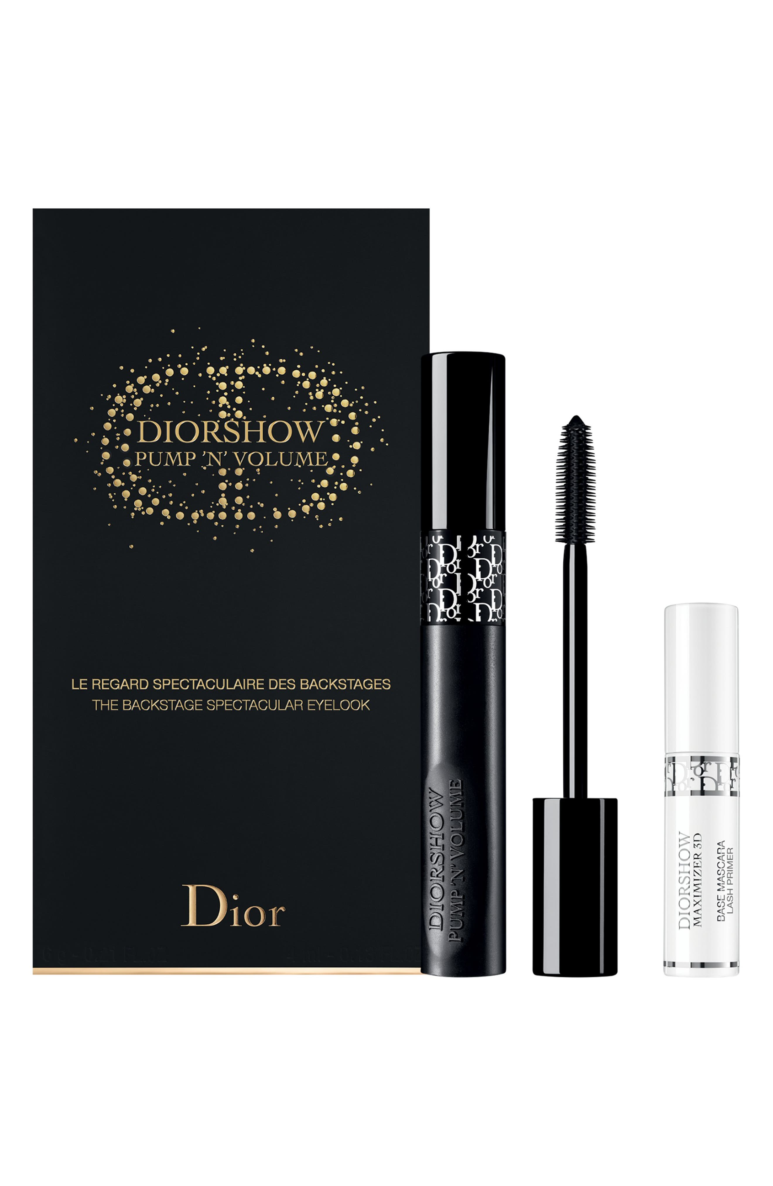 e1cfbf2d5d1 Dior Diorshow Pump N Volume Set - No Color