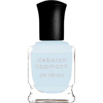 Deborah Lippmann Leave The Light On Gel Lab Pro Nail Color - Above The Clouds