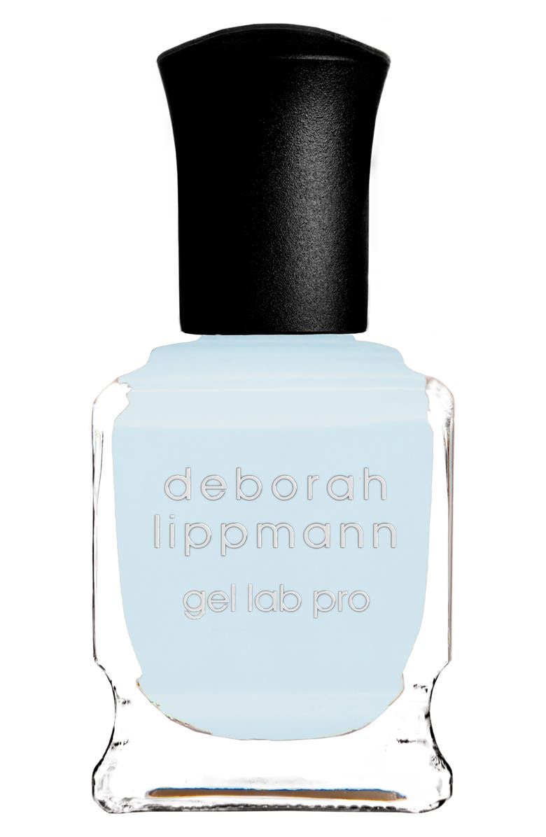 DEBORAH LIPPMANN Leave the Light On Gel Lab Pro Nail Color, Main, color, ABOVE THE CLOUDS