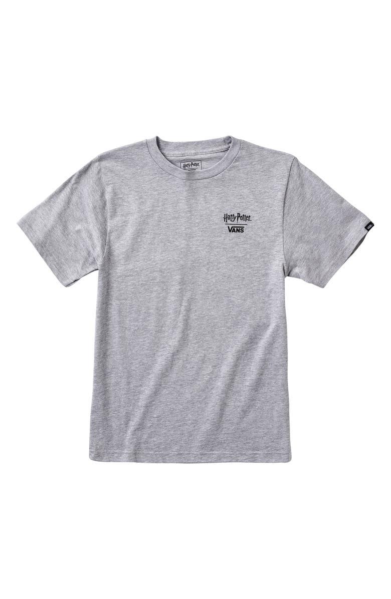 VANS x Harry Potter<sup>™</sup> Crest T-Shirt, Main, color, 021