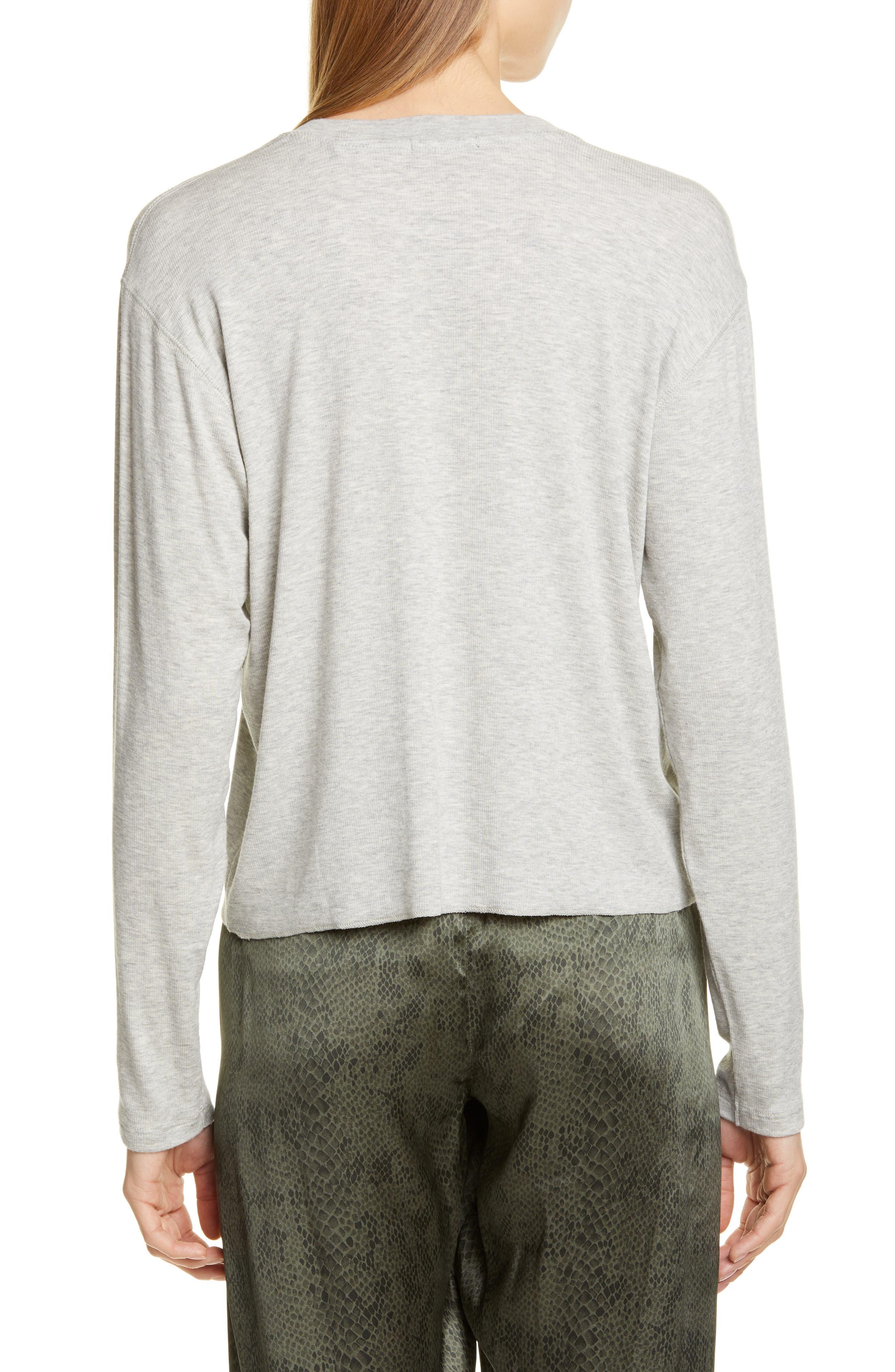 Atm Anthony Thomas Melillo Sweaters Boy Stretch Modal Sweater